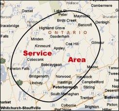pest control service map
