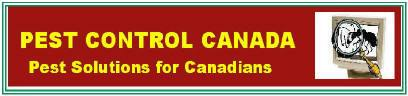 Pest Control Canada Banner